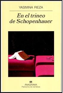 Yasmina Reza: En el trineo de Schopenhauer